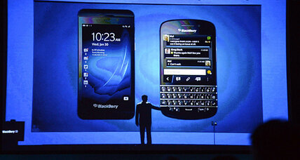 BlackBerry's BBM goes social