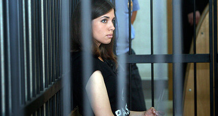 One Day in the Life of Pussy Riot: A jailed artist shines light on Russian prisons