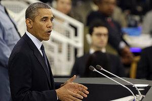 Speeches of Barack Obama - Wikipedia