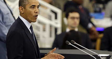 Obama speech at UN: Mideast diplomacy remains top focus