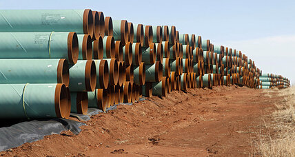 Keystone pipeline: Five years later, a changed energy dynamic