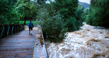 Were Colorado floods result of global warming? Probably not.