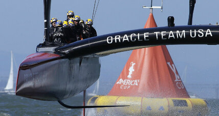 America's Cup: How Team Oracle flew past the wind to revive yacht racing (+video)