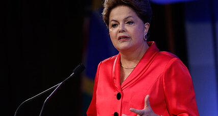 Is Brazil's Rousseff the new voice of Latin America?