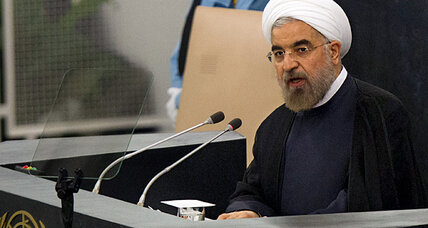 Iran's Rouhani caught between eager world at UN, worried hardliners at home
