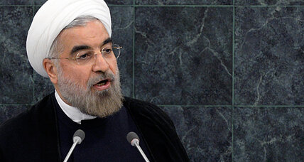 Iran's Rouhani: Why I didn't shake Obama's hand