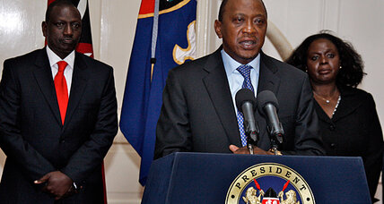 Can Kenya's president use Westgate tragedy to avoid ICC trial?