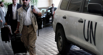 Doubts rise about Syria's chemical weapons disclosure (+video)