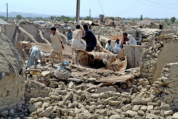 'Pakistan Earthquake' -- Four Video recording Result(s)