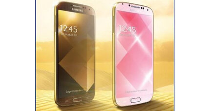 Samsung Galaxy S4 puts on its best party dress