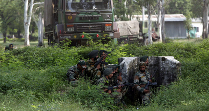 Will Kashmir attack derail India-Pakistan peace talks? (+video)