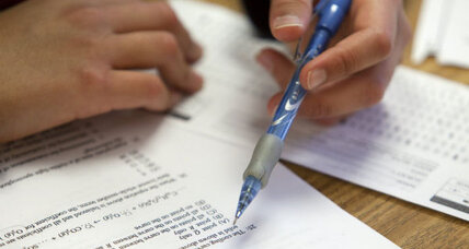 National SAT scores hold steady; New Jersey pulls ahead