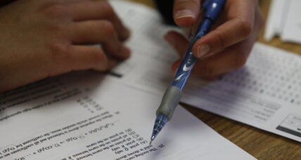 Flatlining SAT scores are 'a call to action' for educators