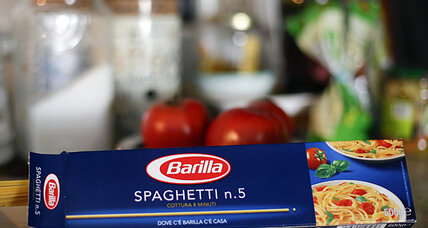 Barilla pasta chairman's anti-gay comments spur boycott