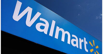 Are Wal-Mart's shoppers disappearing?