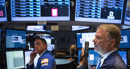 Stocks fall on government shutdown fears