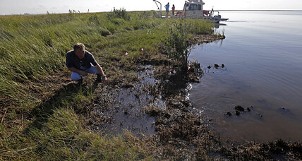 Gulf oil spill: How much flowed? BP trial judge to decide. (+video)