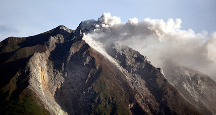 Pompeii of the East? Clues to mystery mega volcano that blew 7 centuries ago.