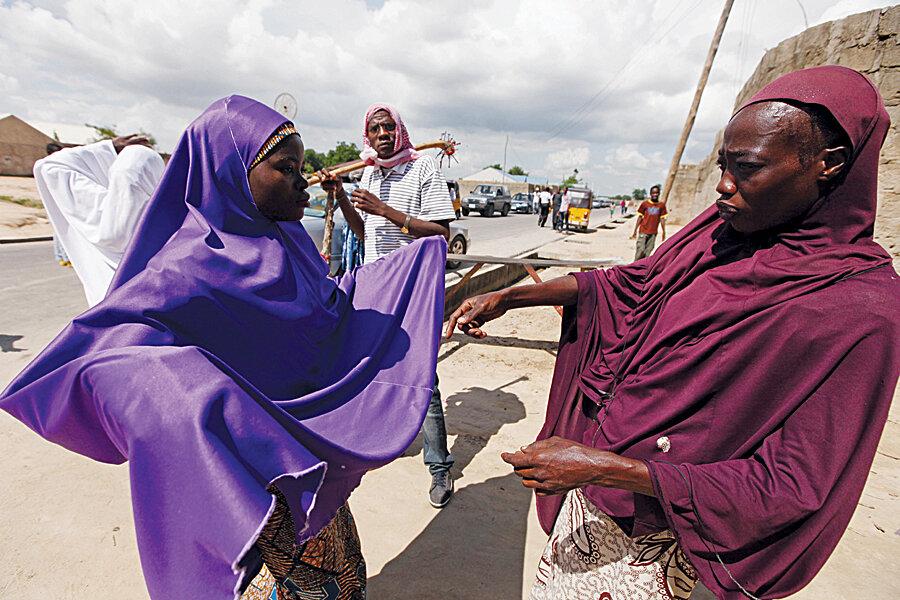 Africa desert helps breed radicals, from Al Shabab to Boko Haram to Mr. Marlboro