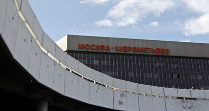 Muammar's Moscow mother lode? Russian tabloid says $27 billion hidden in airport.