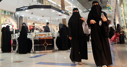 Many Saudis don't want women to drive – but it has nothing to do with their ovaries