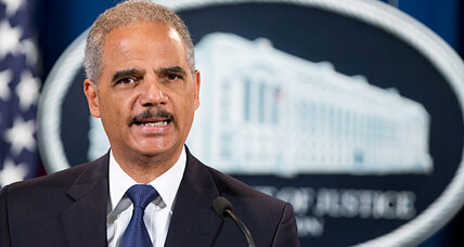 Voter ID: North Carolina law targets minority rights, Eric Holder says