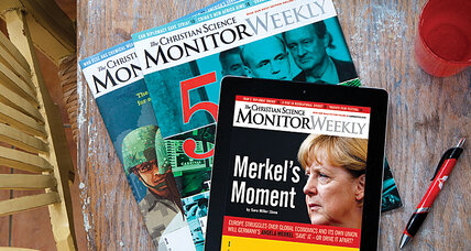 A new way to read the Monitor Weekly