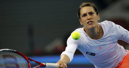 Victoria Azarenka knocked out of China Open by Andrea Petkovic