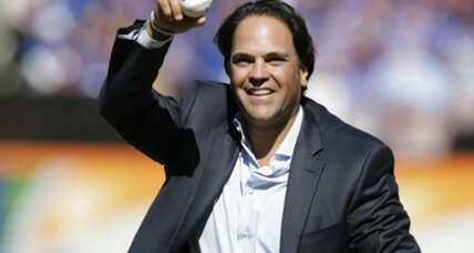 Mike Piazza: A 'Hall of Famer' in NYC, anyhow