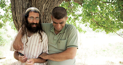 A rabbi and a Palestinian farmer are neighbors, partners – and friends
