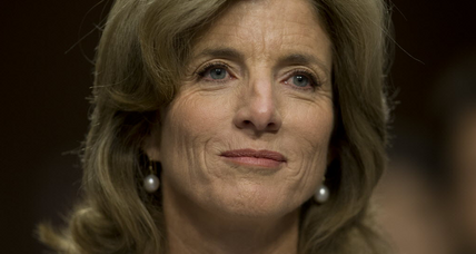 Caroline Kennedy coasts through Senate confirmation hearing on Japan ambassadorship
