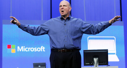 Microsoft's Ballmer dishes on Nokia deal and the future of PCs