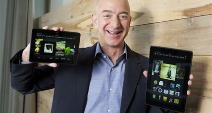 Kindle Fire HDX keeps Amazon's low price, adds extra features