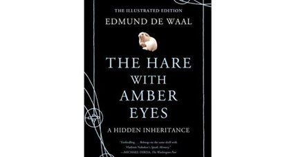 Reader recommendation: The Hare with Amber Eyes