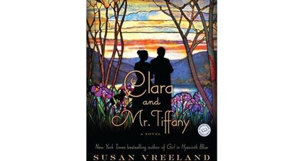 Reader recommendation: Clara and Mr. Tiffany