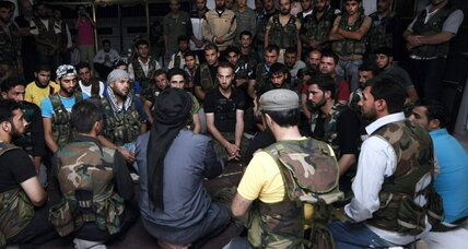 Syria's rebels: Lots of Islamists, but what does that mean?