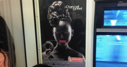 Dunkin' Donuts blackface ad spurs apology