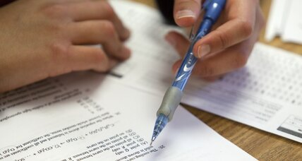 As college-prep test scores falter, how the US can respond
