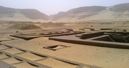 Study shows Egypt may have formed faster than previously thought