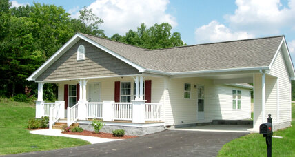 Manufactured homes can provide low-cost housing that saves energy too