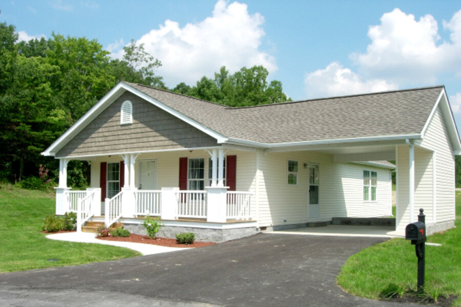 Manufactured Homes Can Provide Low Cost Housing That Saves