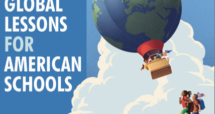 Education solutions from abroad for chronic U.S. school problems