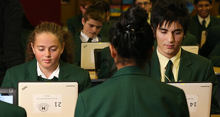 Global education lessons: Australia teaches to test –  a better test
