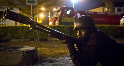 Why terrorists struck at upscale Kenyan mall (+video)