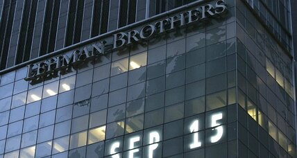 Five years after Lehman bankruptcy: Will we see the next crisis coming?