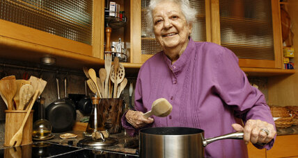 Marcella Hazan: America's grandmother of Italian food