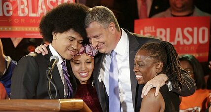 Race and class: New York mayoral contest's battleground (+video)