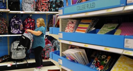 Poor retail sales hint at slowdown: this week in the economy