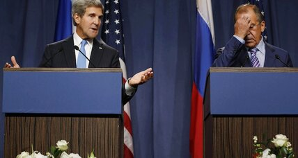 US-Russia talks on Syria: A balance of ideals, interests