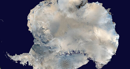Surprise microbes found in an Antarctic lake